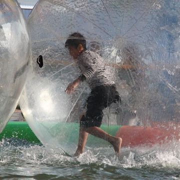 水球體驗券(單人)