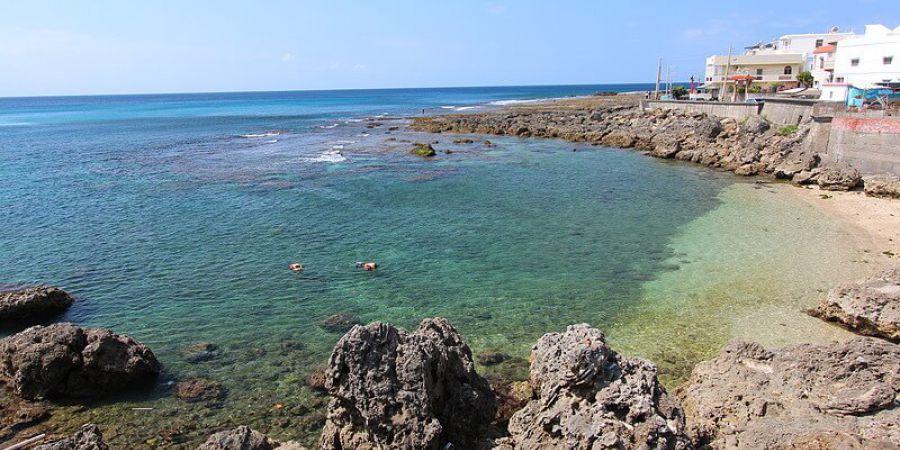 萬里桐海域