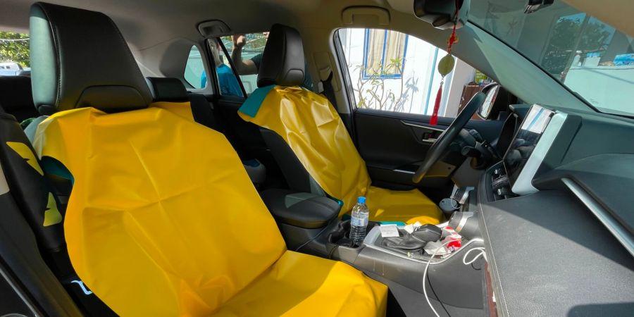 提供車用防水墊