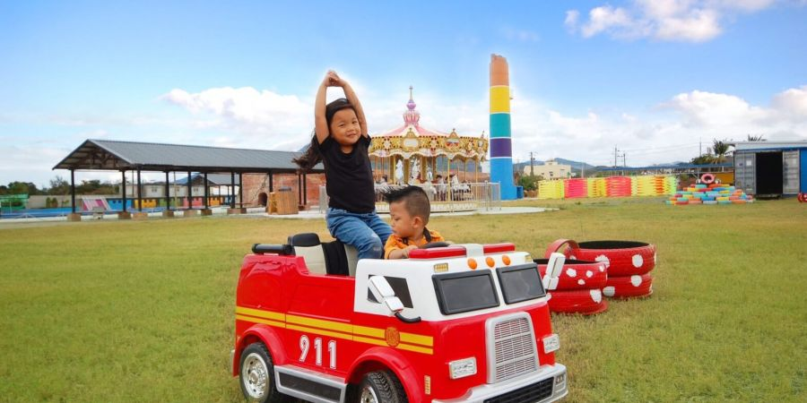 兒童超跑車